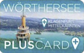 Wörthersee Plus Card