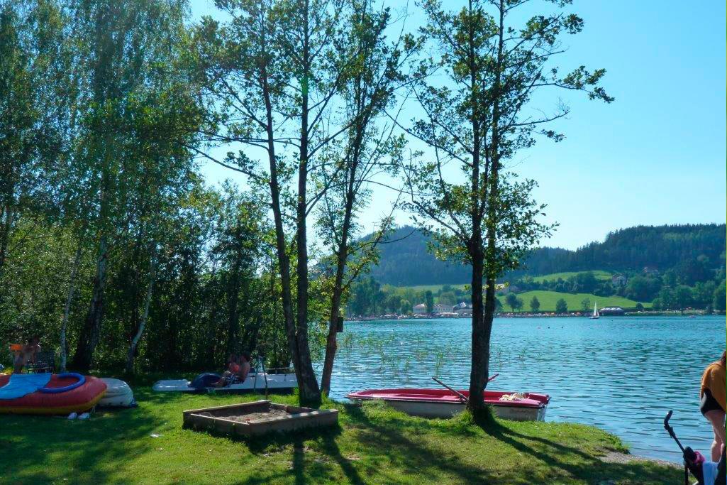 Früh- und Spätsommerhit – Genießertage am Längsee